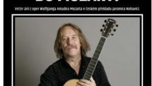 JAROMÍR NOHAVICA: BO MOZART! - Divadlo Bez zábradlí