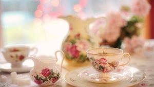 Zámecké čajování