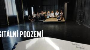 DIGITÁLNÍ PODZEMÍ - Divadlo Disk
