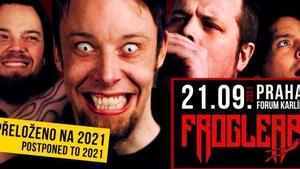 FROG LEAP - Forum Karlín 2021