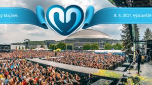Brněnský majáles 2021 - Výstaviště Brno