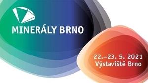 MINERÁLY BRNO 2021 - Výstaviště Brno