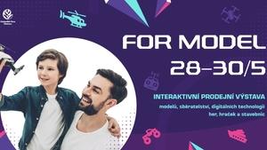 FOR MODEL 2021 - Výstaviště Flora Olomouc