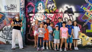 Letní příměstské tábory v DOXu