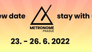 Festival METRONOM PRAGUE 2022