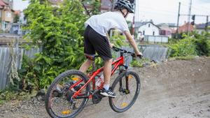 Letní příměstský cyklo-tábor ve Ski a Bike centru Radotín