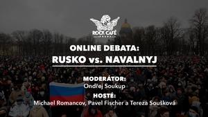 Debata: Rusko & Navalnyj - Online přes Facebook Live