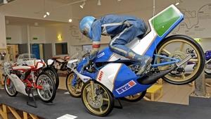 Brno na dvou kolech - Technické muzeum v Brně