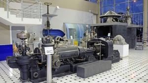 Parní motory - Technické muzeum v Brně