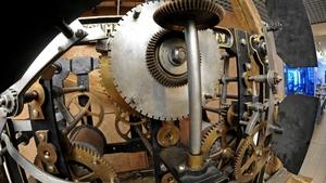 Čas nad námi a kolem nás - Technické muzeum v Brně