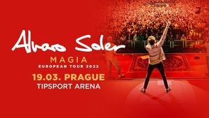 Koncertní senzace! Alvaro Soler vystoupí v Praze v rámci Magia European Tour 2022