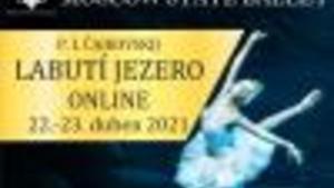 MOSCOW STATE BALLET: LABUTÍ JEZERO ON-LINE