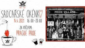 Srdcařské okénko s Prague Pride v Rock Café