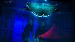 Pod hladinou - Techmania Science Center