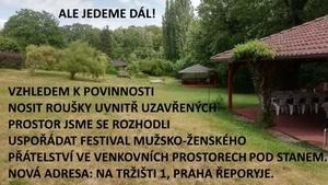 Festival Mužsko-Ženského přátelství 2.ročník