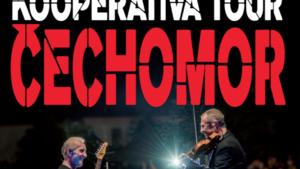 Koncert kapely Čechomor na hradě Šternberku