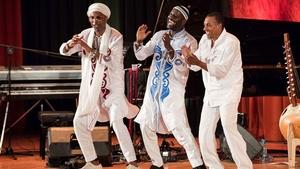 OMAR SOSA & SECKOU KEITA feat. Gustavo Ovalles (Kuba, Senegal, Venezuela)