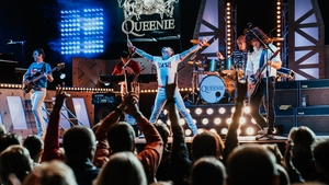 Queenie Universum Tour na Konopišti