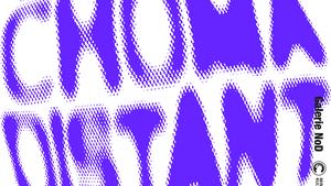 Galerie NoD: Jakub Choma - Distant Hum (Opening)
