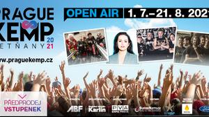 Letní PRAGUE KEMP LETŇANY nabídne komplexní letní program vystoupení, událostí, aktivit a eventů