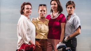 Dámská čtyřhra - OPEN-AIR Divadla v Celetné v Kochánkách
