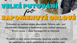 Velké putování pozapomenuté Orlové