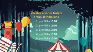 Kouzelný svět v Lesoparku v Orlové