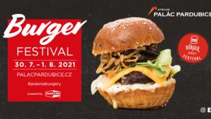 Burger Street Festival před Palácem Pardubice přichází
