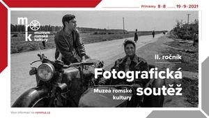 2. ročník fotografické soutěže Muzea romské kultury