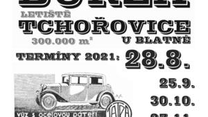 Burza Tchořovice 2021