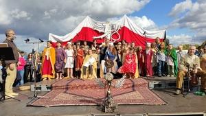 Svatováclavské slavnosti na Budči