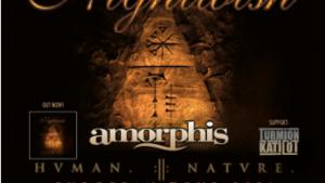 Nightwish v O2 areně