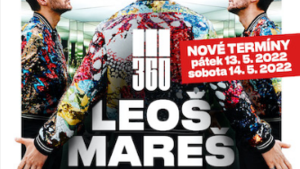 Leoš Mareš v O2 areně