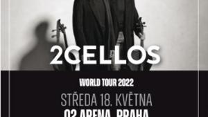 2Cellos v O2 areně