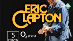 Eric Clapton v O2 areně
