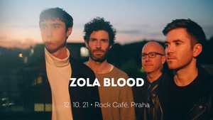 Zola Blood - Rock Café