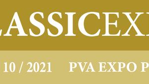GLASURIT CLASSIC EXPO 2021 - PVA EXPO PRAHA