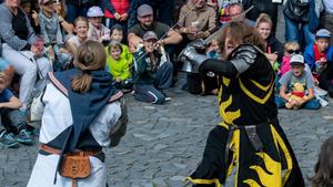 Zámek Svijany zve na tradiční Svatováclavské slavnosti