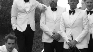 The Hives SE support: The Dahmers v Lucerna Music Baru