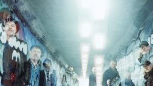 Levellers support: Nick Parker & The False Alarms v Lucerna Music Baru