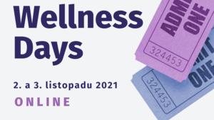 Mental Wellness Days 2021. Online konference k podpoře duševního zdraví