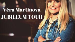 Koncert Věry Martinové a skupiny Meritum v Pardubicích