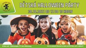 Krtkův svět zve na dětskou halloween párty!