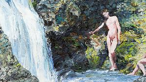 Výstava Sám sobě nahý v Nové galerii
