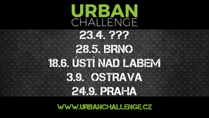 Urban Challenge 2022 v Ostravě