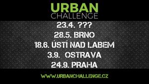 Urban Challenge 2022 v Praze