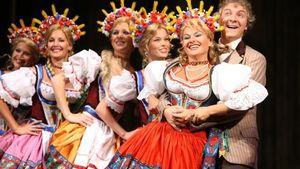 Polská krev - nejznámější česká opereta v Hudebním divadle Karlín