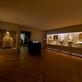 Stálá expozice baronky Ulriky von Levetzow s granátovou sadou šperků v Oblastním muzeu a galerii v Mostě