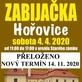 Zámecká zabijačka Hořovice