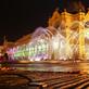 Slavnostní ukončení provozu Zpívající fontány v Mariánských Lázních